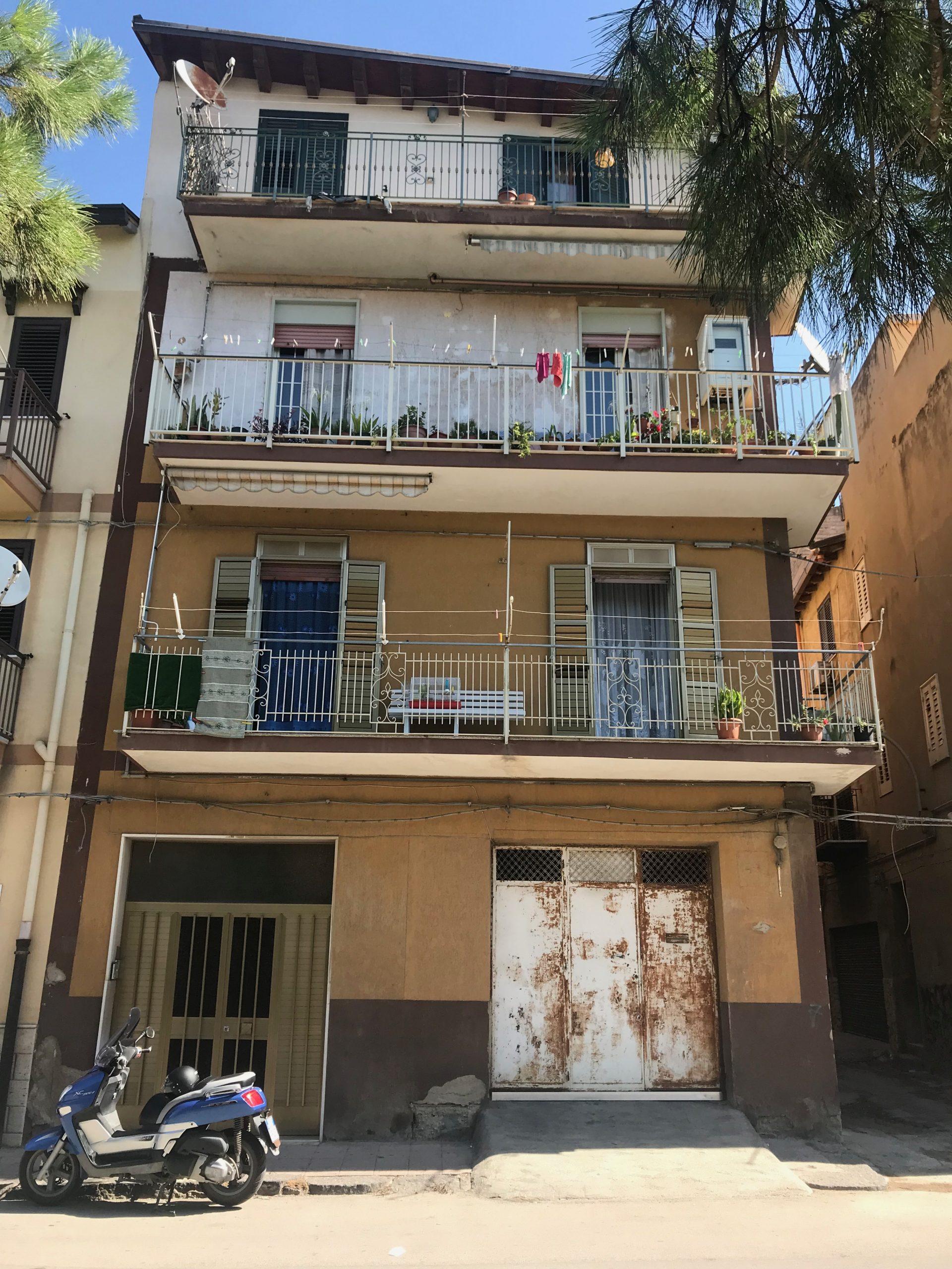 Appartamento su due piani in vendita in via Salso, 12, Licata