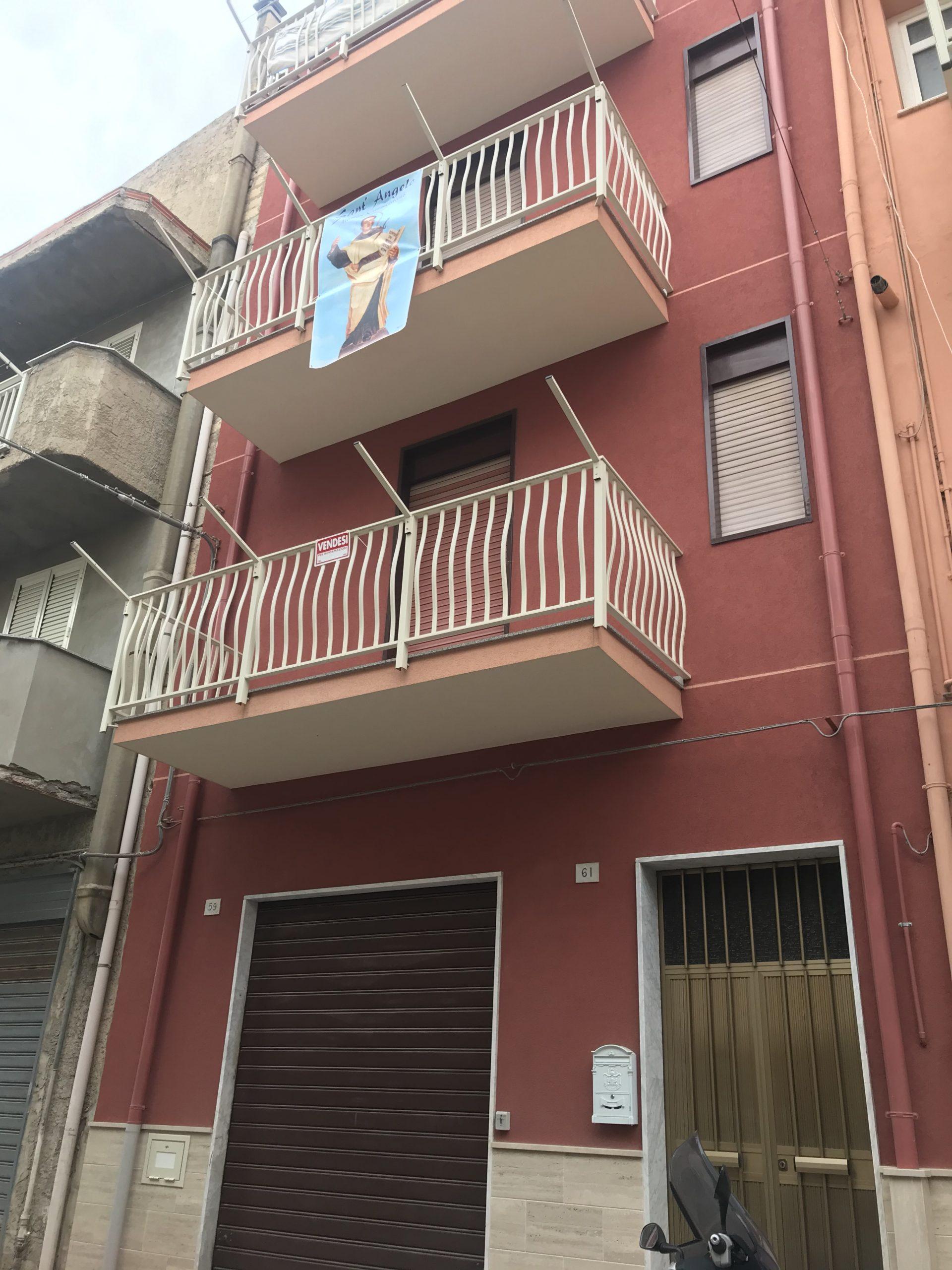 Casa / Casa indipendente in vendita in via vanvitelli, 61, Licata