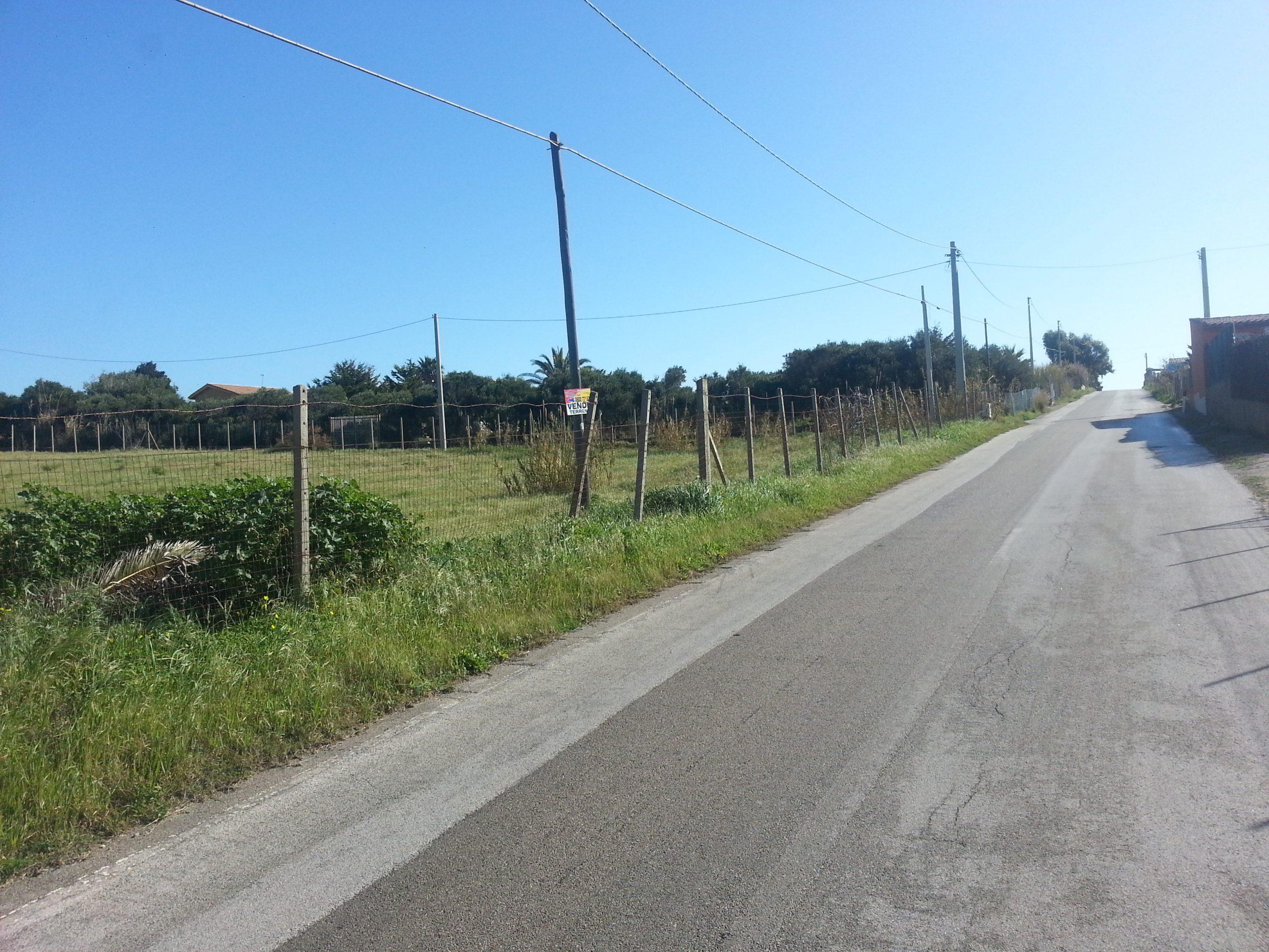 Terreno Edificabile zona Pisciotto vicino al mare in vendita