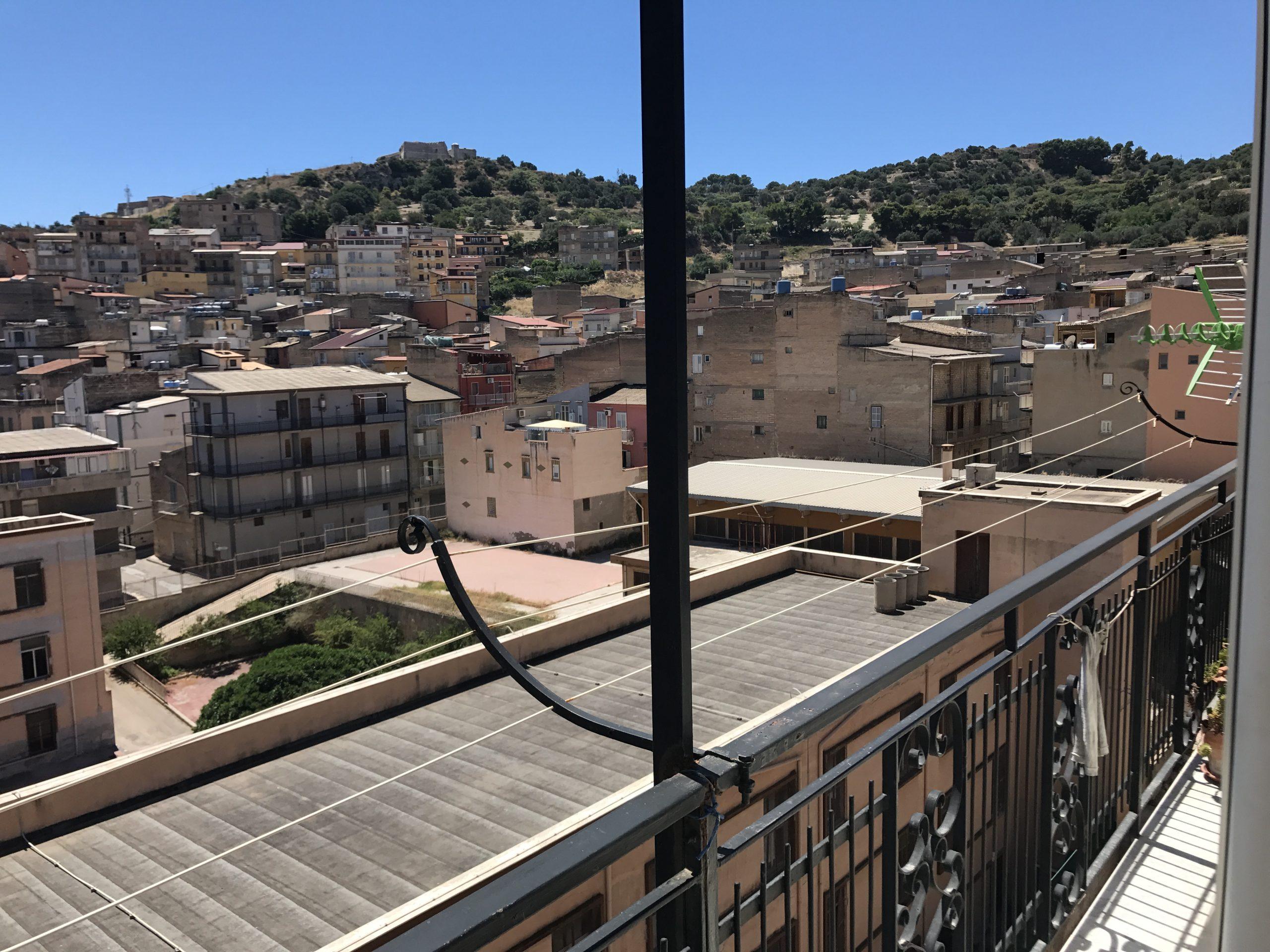 Appartamento Panoramico in palazzo via architetto Licata 6 piano