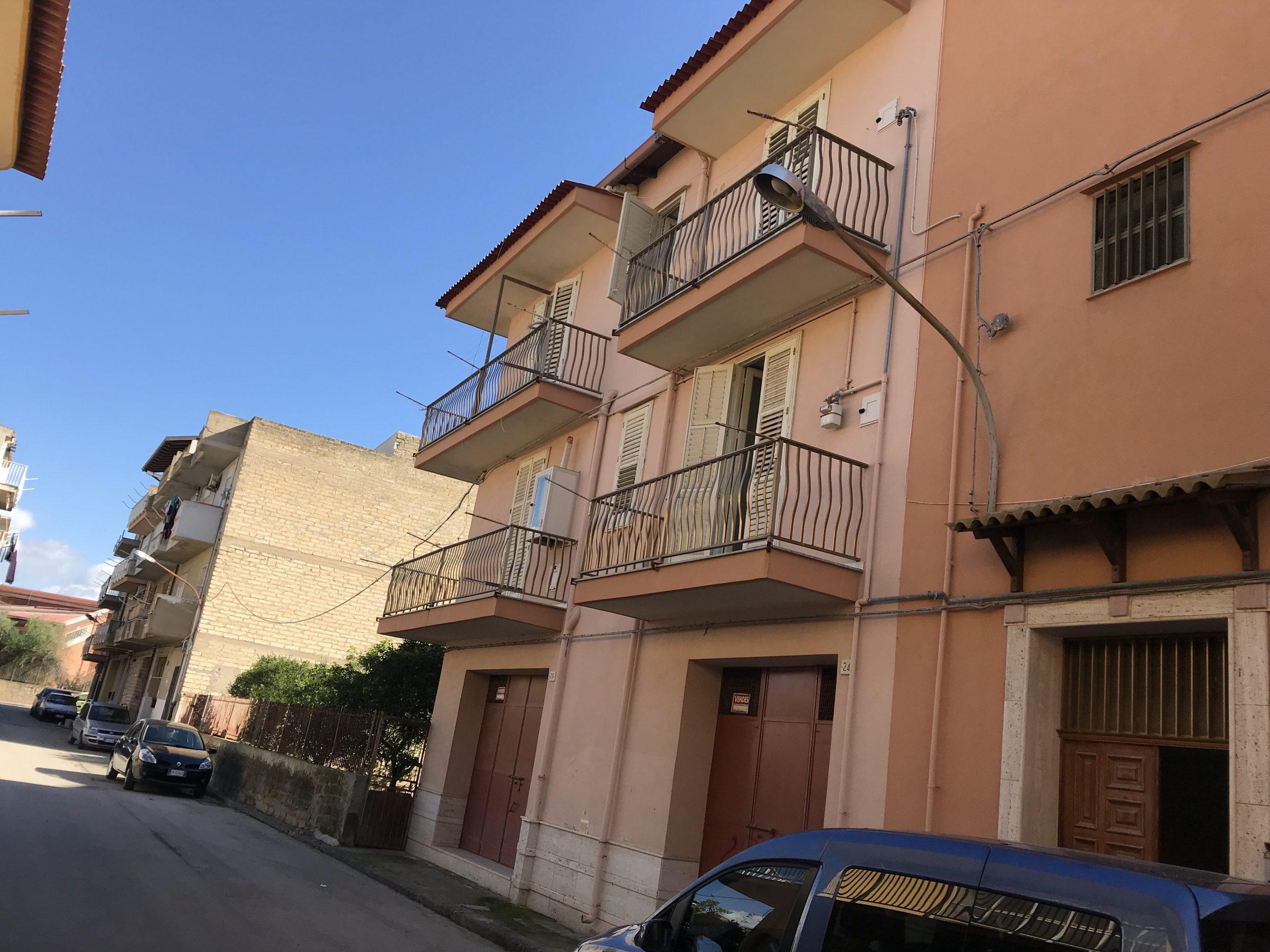 Appartamento in vendita in via Pergolesi Giovanbattista, 22, Licata