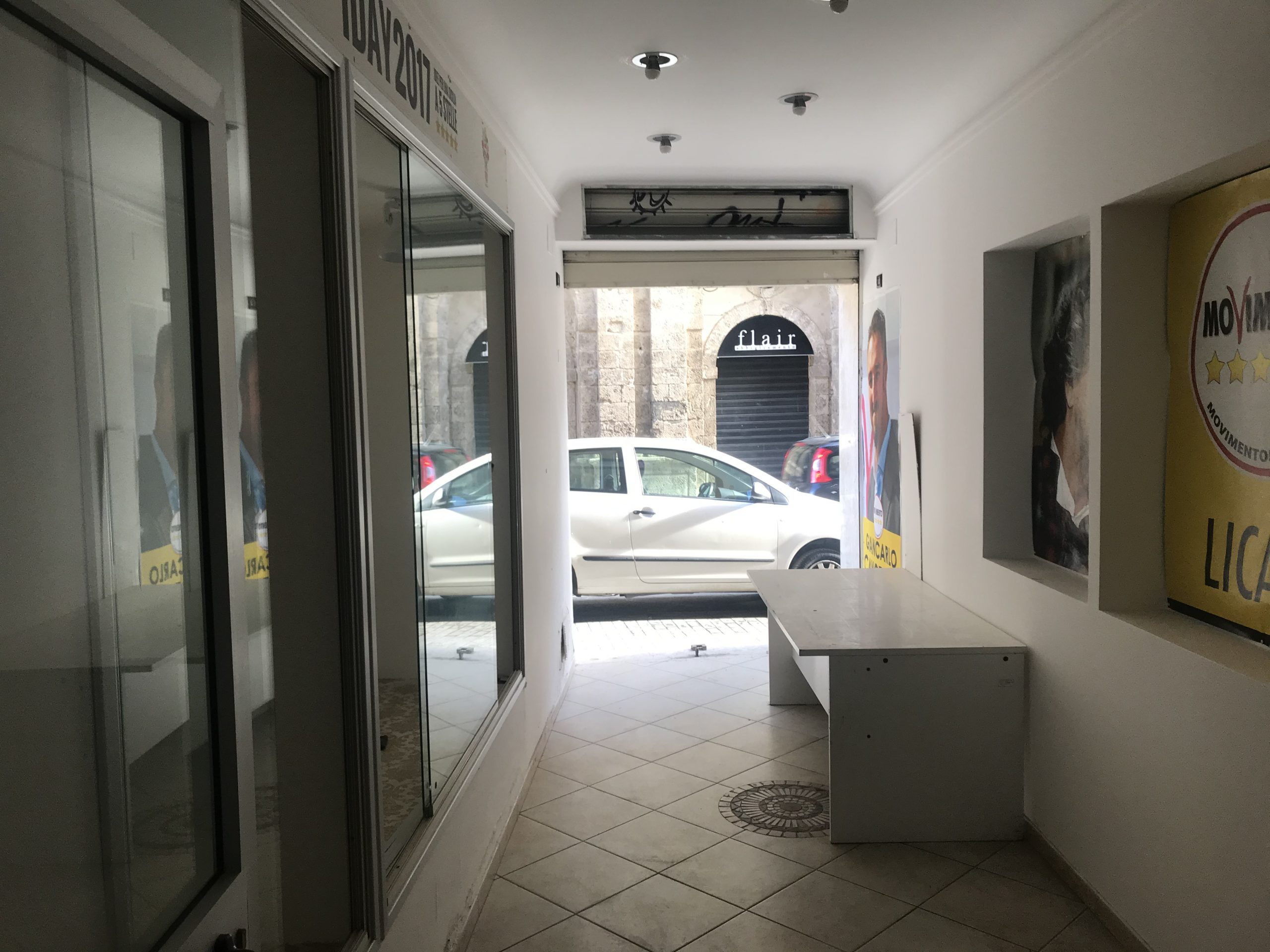 Negozio in vendita Corso Vittorio Emanuele