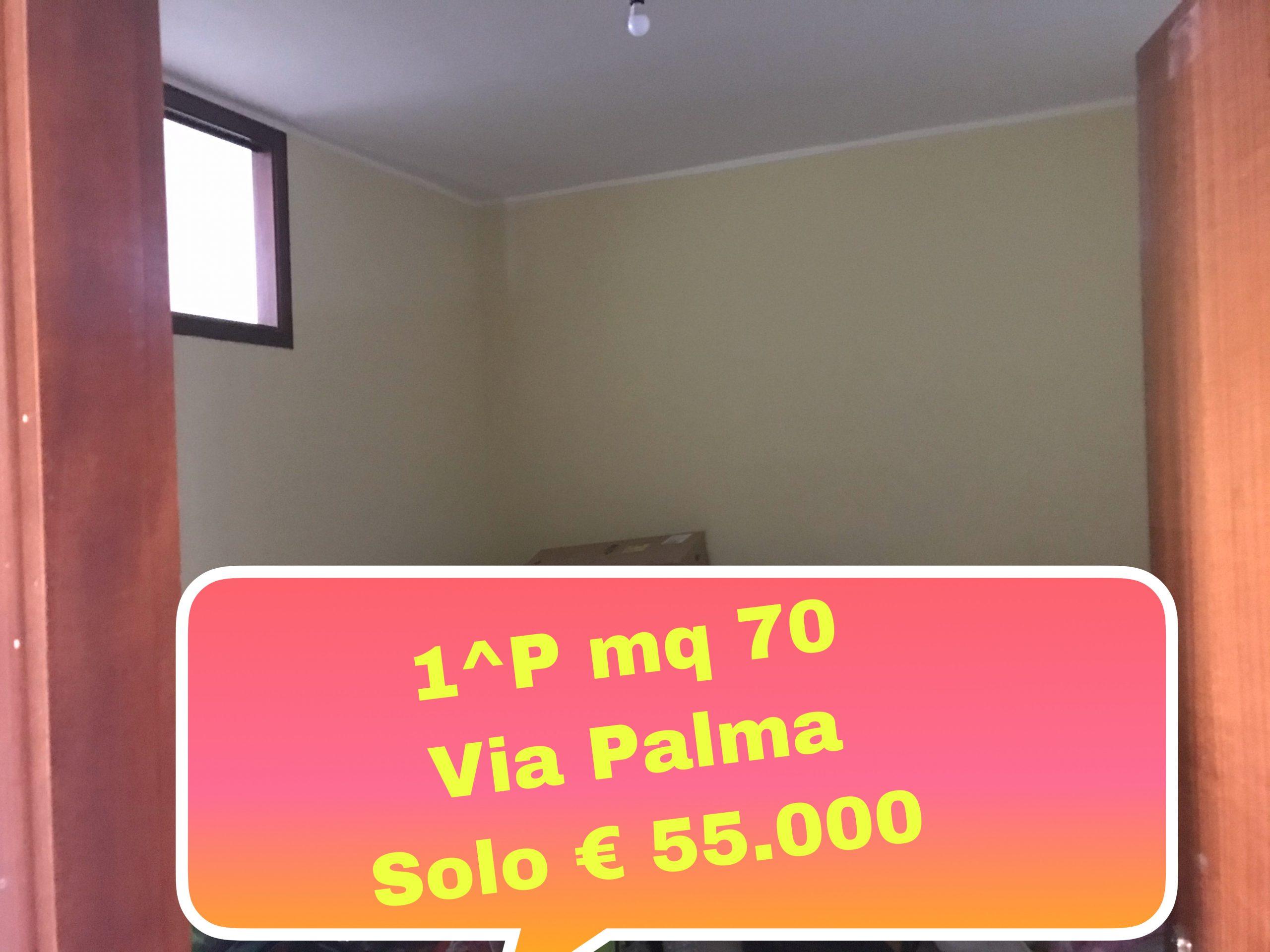Appartamento 75 m² in via Palma primo piano