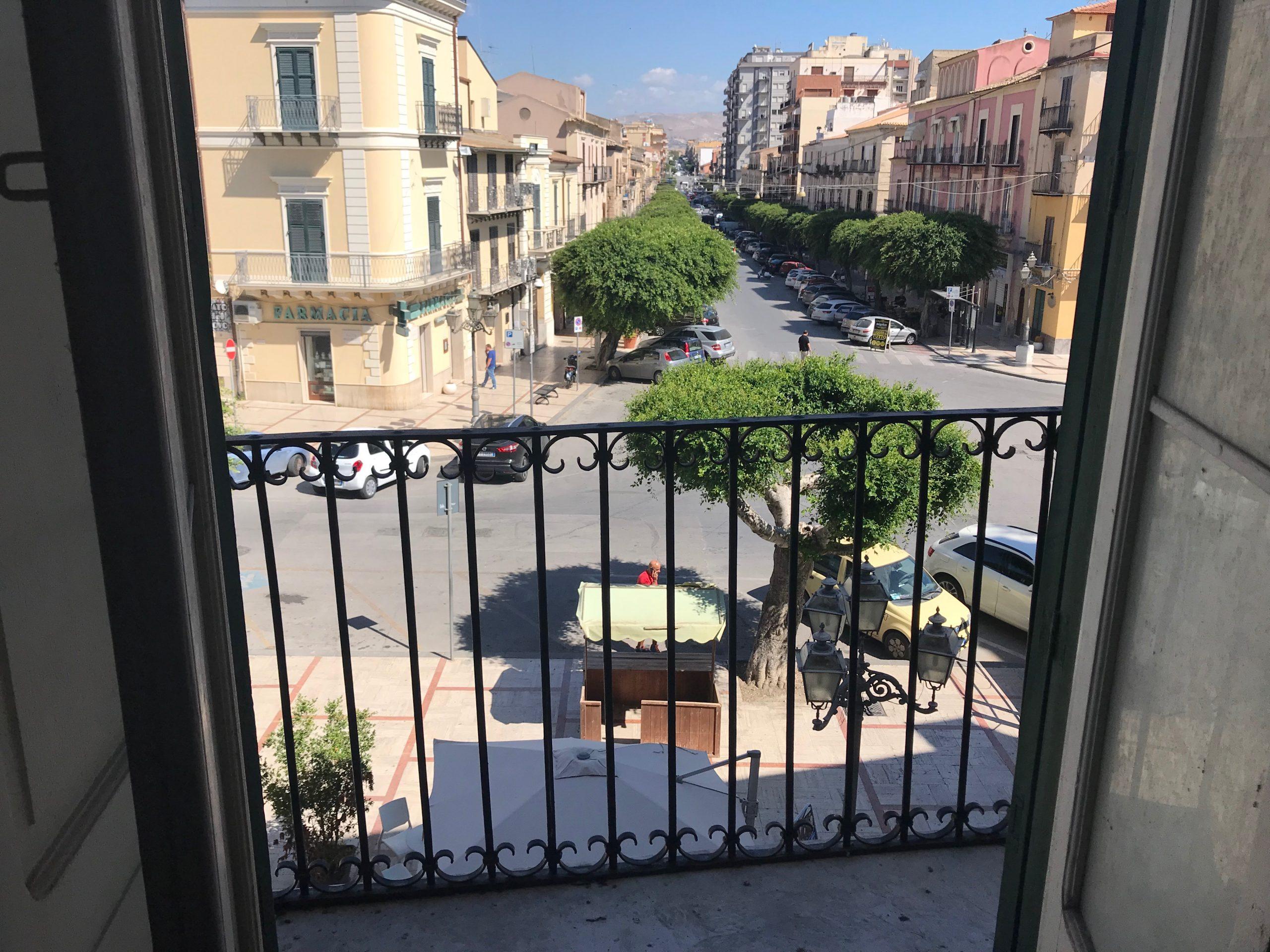 Prestigioso appartamento di piazza progresso accanto il palazzo di città – Licata