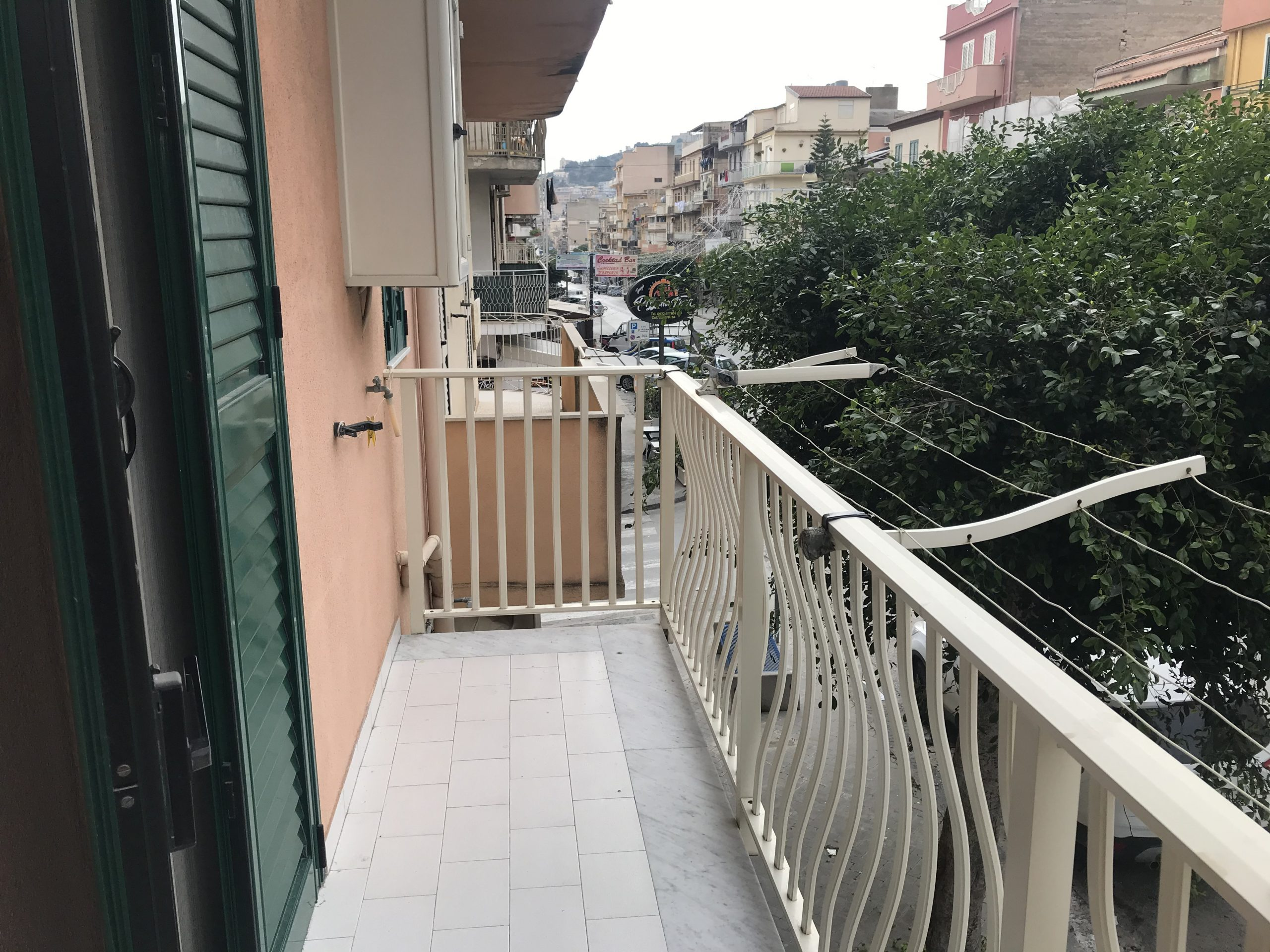 Appartamenti con accesso indipendente in corso Garibaldi