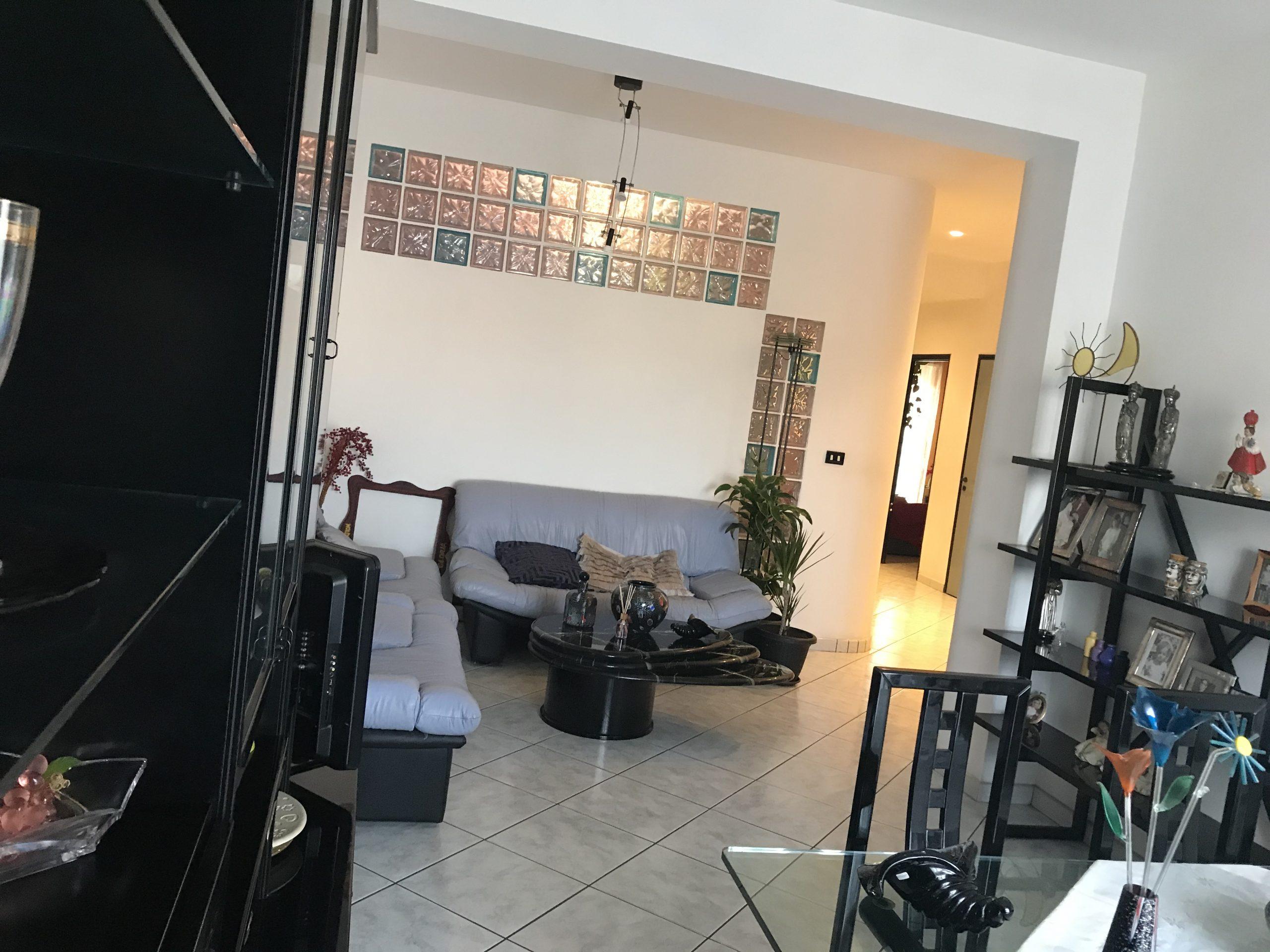 Appartamento subito abitabile terzo piano zona Oltreponte