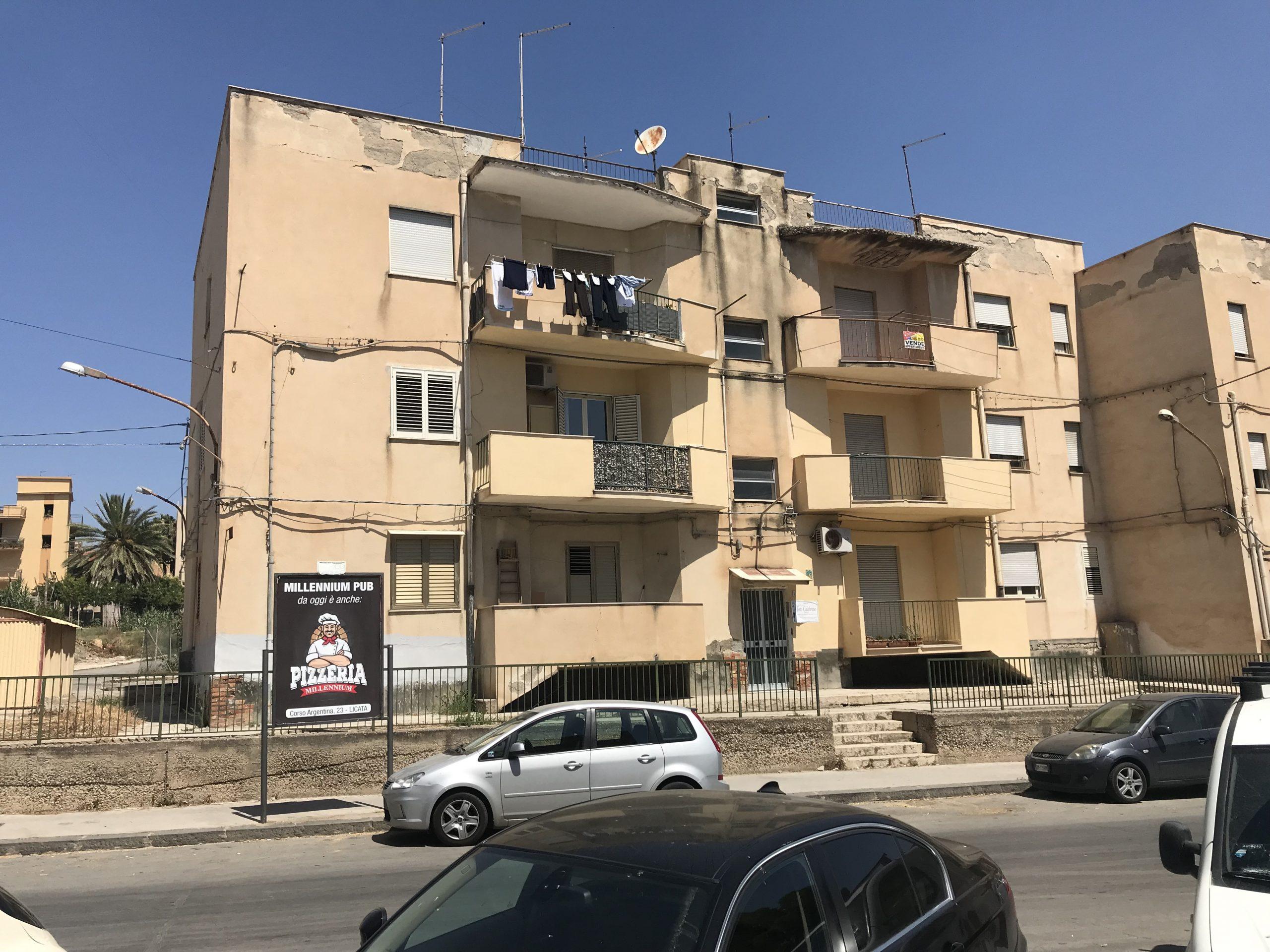 Appartamento in vendita in via Rettifilo Garibaldi, 259, Licata